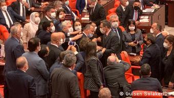 Τουρκία Κοινοβούλιο