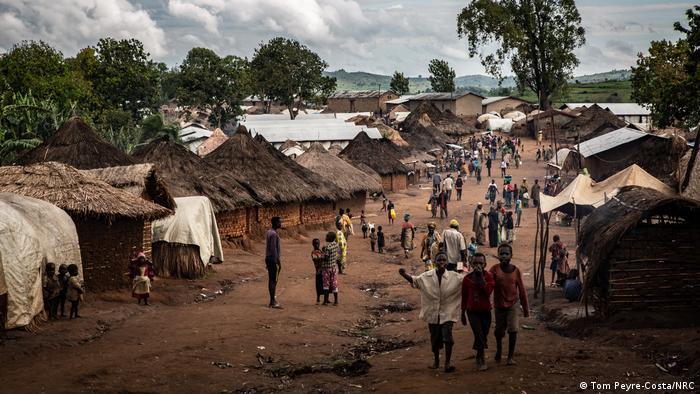 Village in Ituri, DRC
