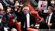 Türkei Omer Faruk Gergerlioglu