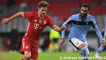 Fußball: Champions League, Achtelfinale I FC Bayern Muenchen vs. Lazio Rom