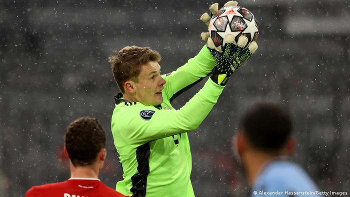 Fußball Champions League, Achtelfinale I FC Bayern Muenchen vs. Lazio Rom