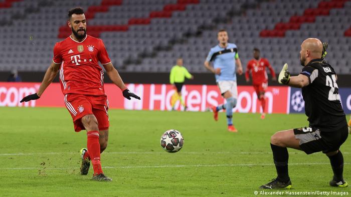 Fußball | Champions League Achtelfinale I FC Bayern Muenchen vs. Lazio Rom