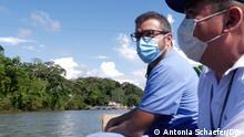 Kolumbien | Coronavirus | Arzt Camilo Prieto