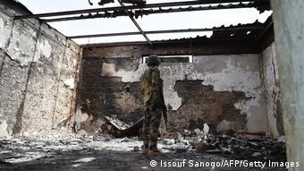Symbolild Niger Islamistischer Terrorismus