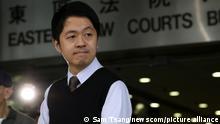 Hongkong Ted Hui
