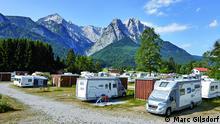 Deutschland Campingplatz Resort Zugspitze