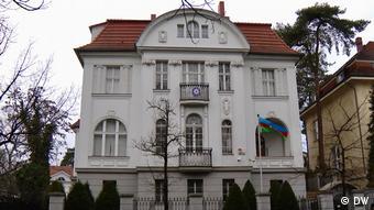 Посольство Азербайджана в Берлине