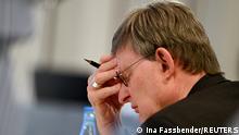 Deutschland PK zur Vorstellung des Gutachtens zum Missbrauch im Erzbistum Köln