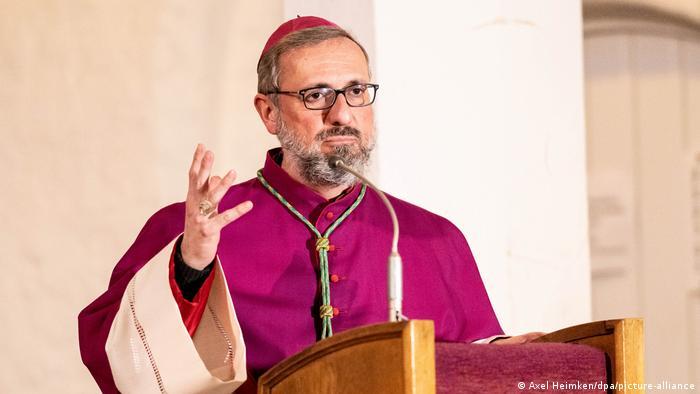 Hamburg archbishop Stefan Heße