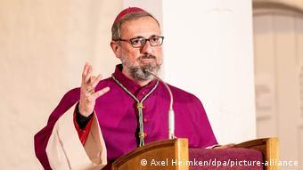 Архиепископ Гамбурга Штефан Хессе