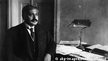 Osmanisches Reich Großwesir Mehmet Talaat Pascha 1918