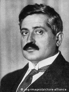 Мехмед Талат паша през 1920 година