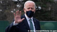 Weltspiegel 18.03.2021 | USA Washington | Joe Biden, Präsident