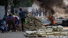 Weltspiegel 18.03.2021 | Myanmar Yangon | Protest & Gewalt