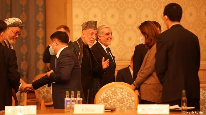 Conferencia para la paz en Afganistán este 18 de marzo en Moscú.