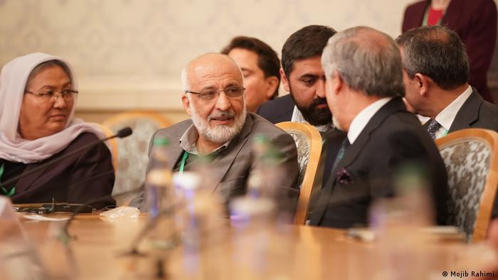 Russland Moskau Friedenskonferenz Afrghanistan