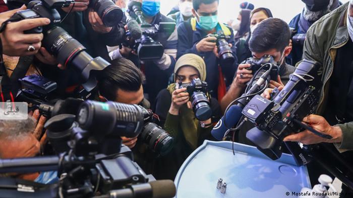 Iran | Corona Impfung im Iran