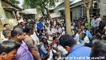Bangladesch I Angriff auf Mitglieder der hinduistischen Gemeinschaft