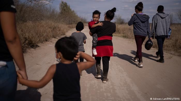 TABLEAU |Bildergalerie USA Texas |Einwanderung aus Zentral- und Südamerika