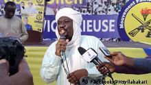 Ehemaliger tschadischer Kommunikationsminister Hassan Sylla Ben Bakari