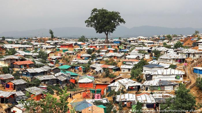 Bangladesh I Rohingya Refugee Camp in Cox's Bazar