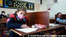 Jordanien Coronakrise Schule