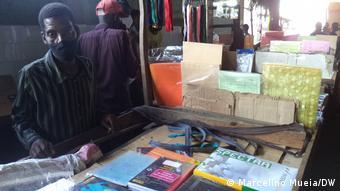 Mosambik Schuljahresbeginn in Quelimane