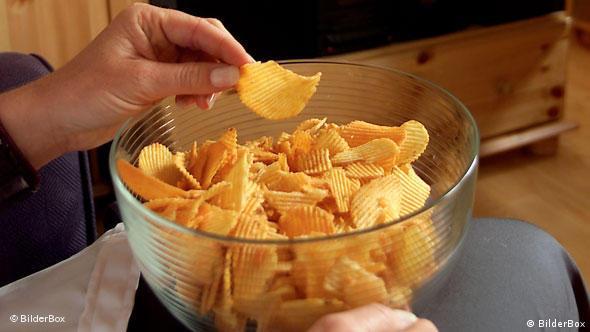 Все большим спросом пользуются картофельные чипсы