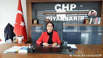 CHP Diyarbakır İl Başkanı Gönül Özel