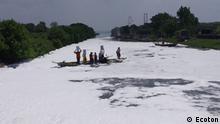 Indonesien | Ost-Java | Umweltverschmutzung Fluss Wedi