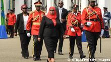 Tansania Daressalam | Amtseinführung neue Präsidentin Samia Suluhu Hassan