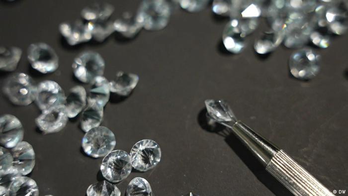 DW Sendung Global 3000   Diamanten