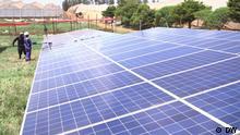 DW Sendung Global 3000 | Kenia Solar