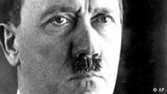 Portraitbild von Adolf Hitler