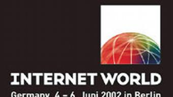 Logo Internet World in Berlin
