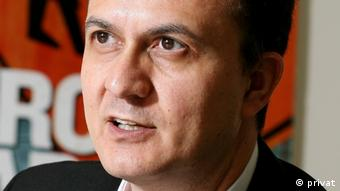Koç Üniversitesi'nden siyaset bilimci Prof. Murat Somer