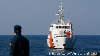Symbolbild Türkei Küstenwache in der Ägäis