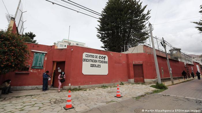 Bolivien Frauengefängnis Centro de Orientación Femenina de Obrajes