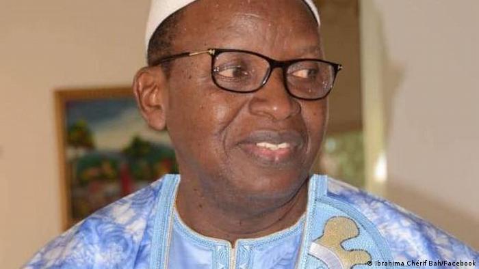 Ibrahima Chérif Bah, vice-président du parti de l'opposant Cellou Dallein Diallo