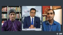 DW Khaled Muhiuddin Asks | Zonayed Saki und Bitanu Chatterjee