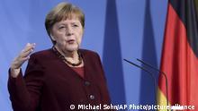 Deutschland Angela Merkel