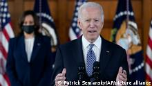 USA I Joe Biden I Emory University in Atlanta
