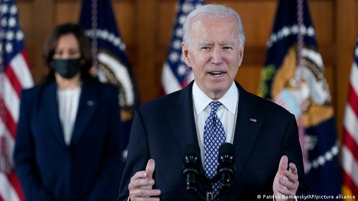 USA I Joe Biden I Emory University in Atlanta