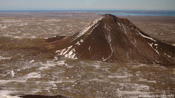 Island I Berg Keilir