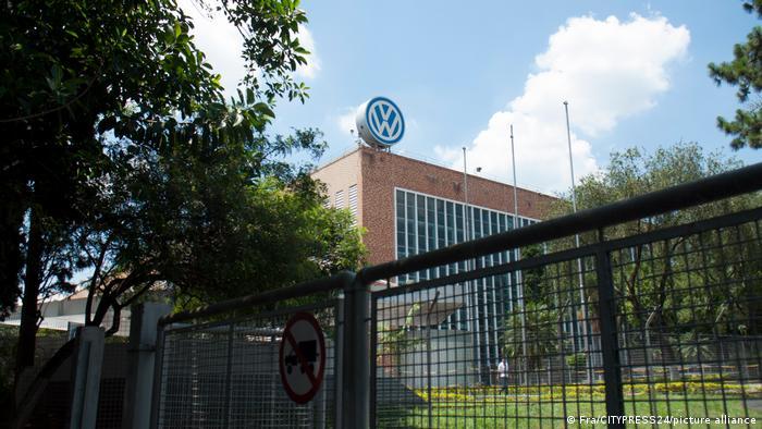 Brasilien I Streik bei Volkswagen in Sao Paulo