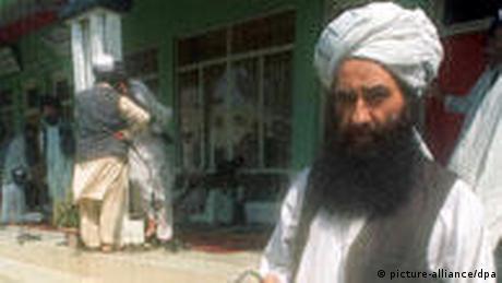 Taliban Führer Jalaluddin Haqqani (picture-alliance/dpa)