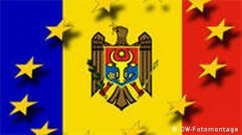 Symbolbild Dialog Zusammenarbeit EU und Moldawien
