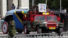 Tansania | Beisetzung Präsident John Magufuli in Dar es Salaam
