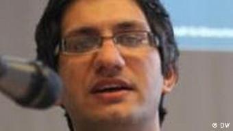 مهدی محسنی خبرنگار ایرانی در آلمان