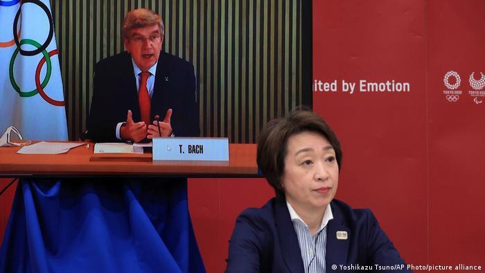 Japan | Tokio | Vorbereitungen Olympische Spiele 2021 | Organisatorenkonferenz